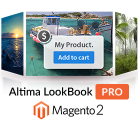 Altima LookBook Pro (Magento 2)