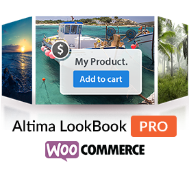 Lookbook Woocommerce Pro icon