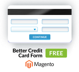 Better Credit Card Form (Free)